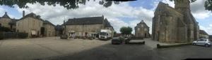 The tiny town of Saint-Robert