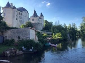 Fairy tale Chatêau in Nanteuil-sur-Charente
