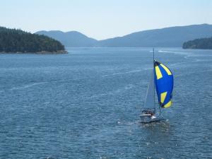 BC Sailboat